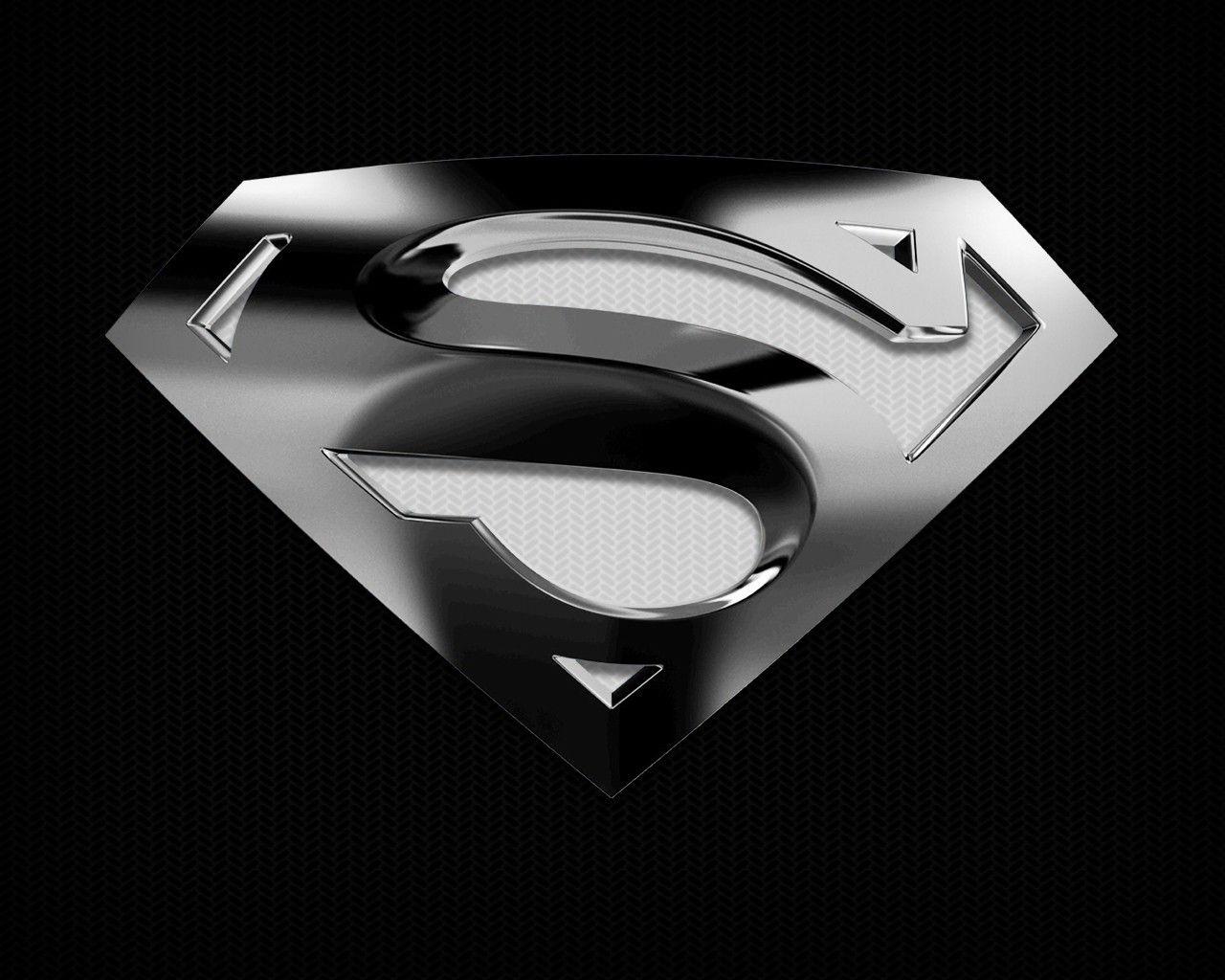 Black Superman Wallpapers 1280x1024