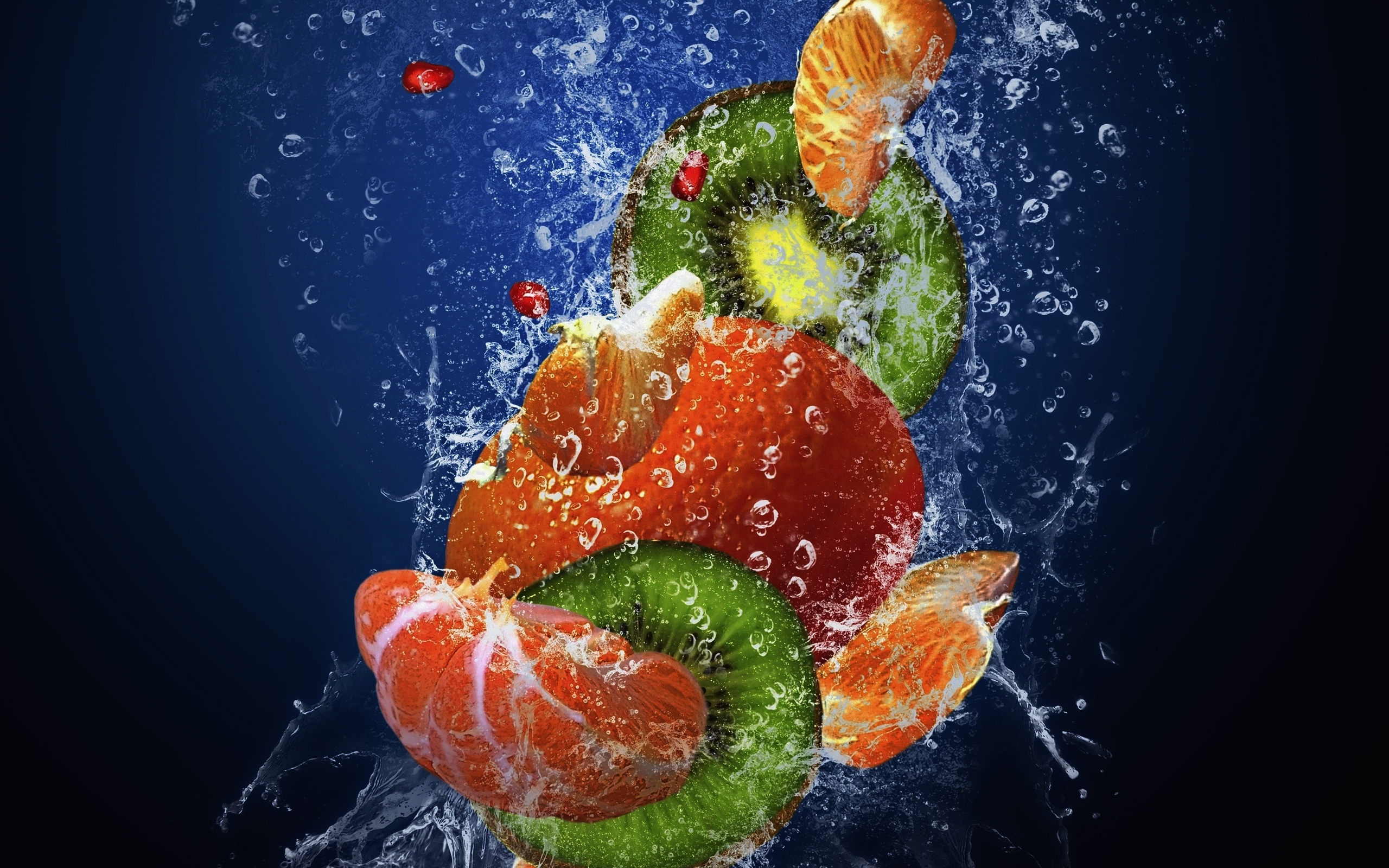 Fresh Fruits Wall HD Wallpaper Pinterest Fresh Fruit Fruit and 2560x1600