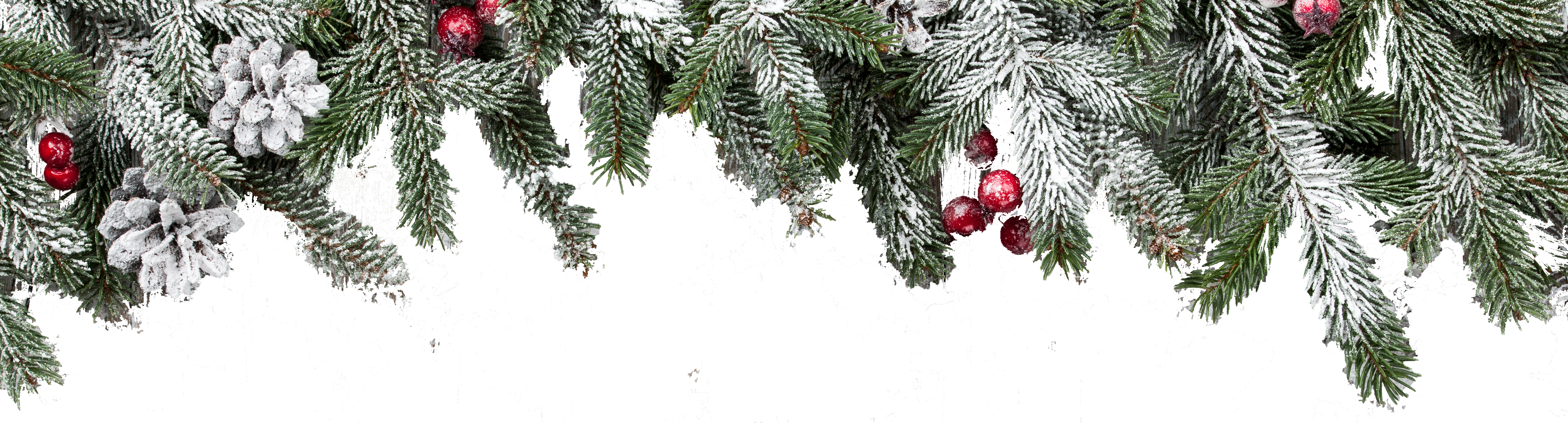 Christmas background TRANSPARENT WITH TITLE   Danish Crown 6042x1632