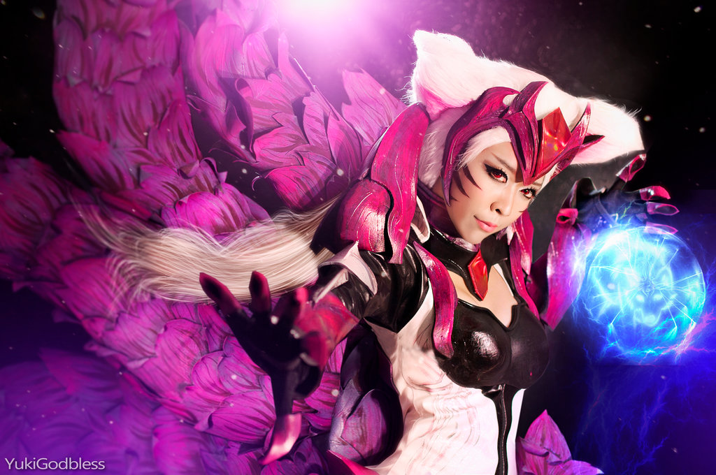Free Download Challenger Ahri Related Keywords Suggestions