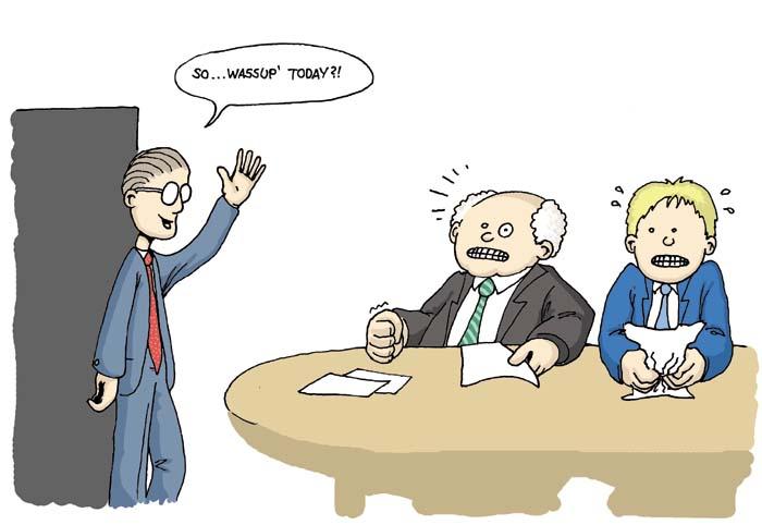 Funny Cartoons About Work 37 Widescreen Wallpaper 700x482