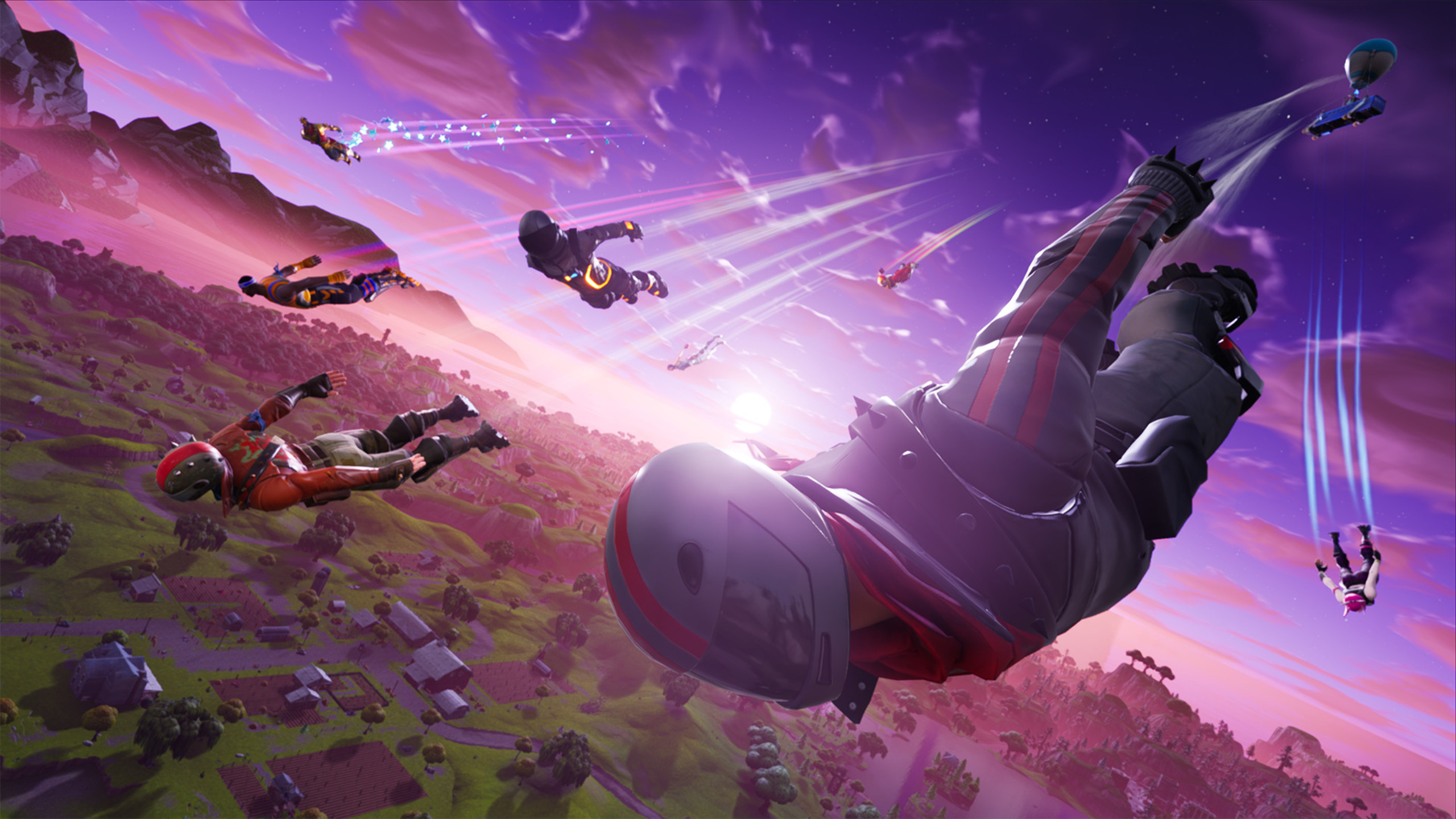 25 Fortnite Battle Royal Hd Wallpapers On Wallpapersafari