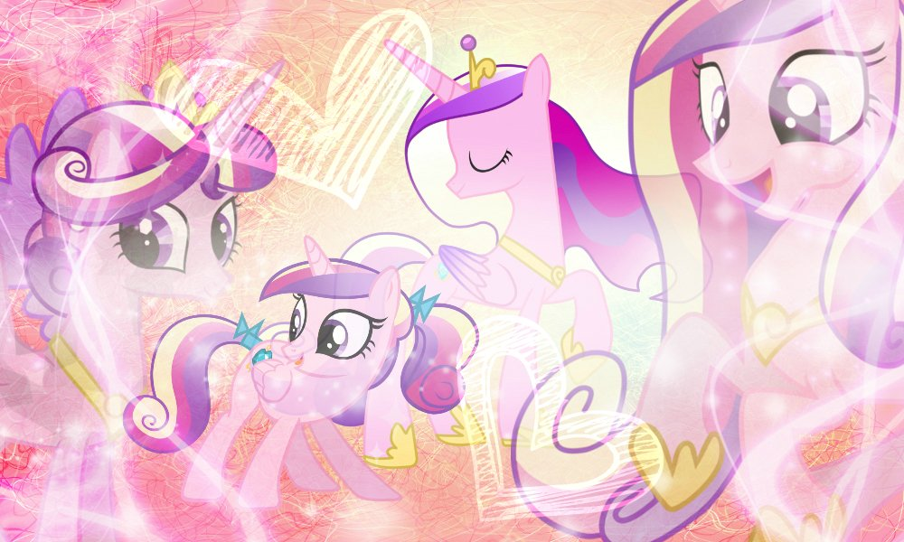 Princess Cadence Wallpaper - WallpaperSafari