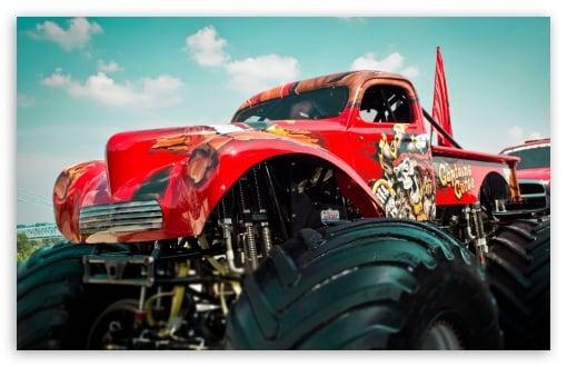 Monster Truck wallpaper 510x330