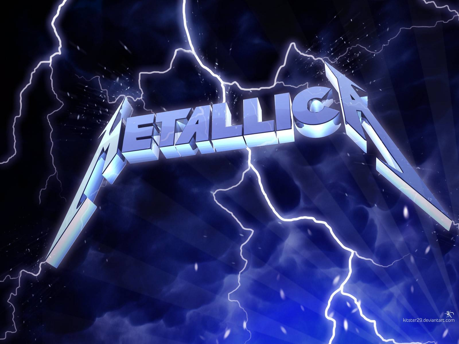 Metallica background Ive ever seen YES Ride the Lightning style 1600x1200