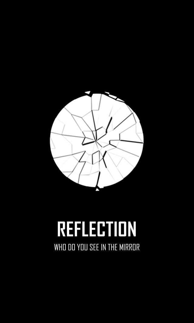 Bts wings short film logo reflection wallpaper BTS BTS Bts 640x1066