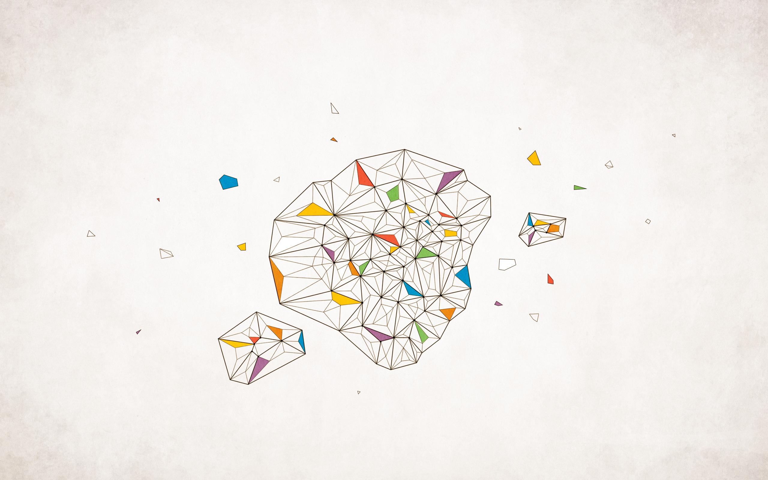 HD Geometric Wallpaper - WallpaperSafari