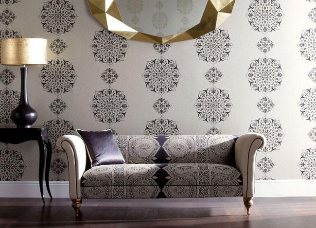 wallpaper Harlequin 650x469