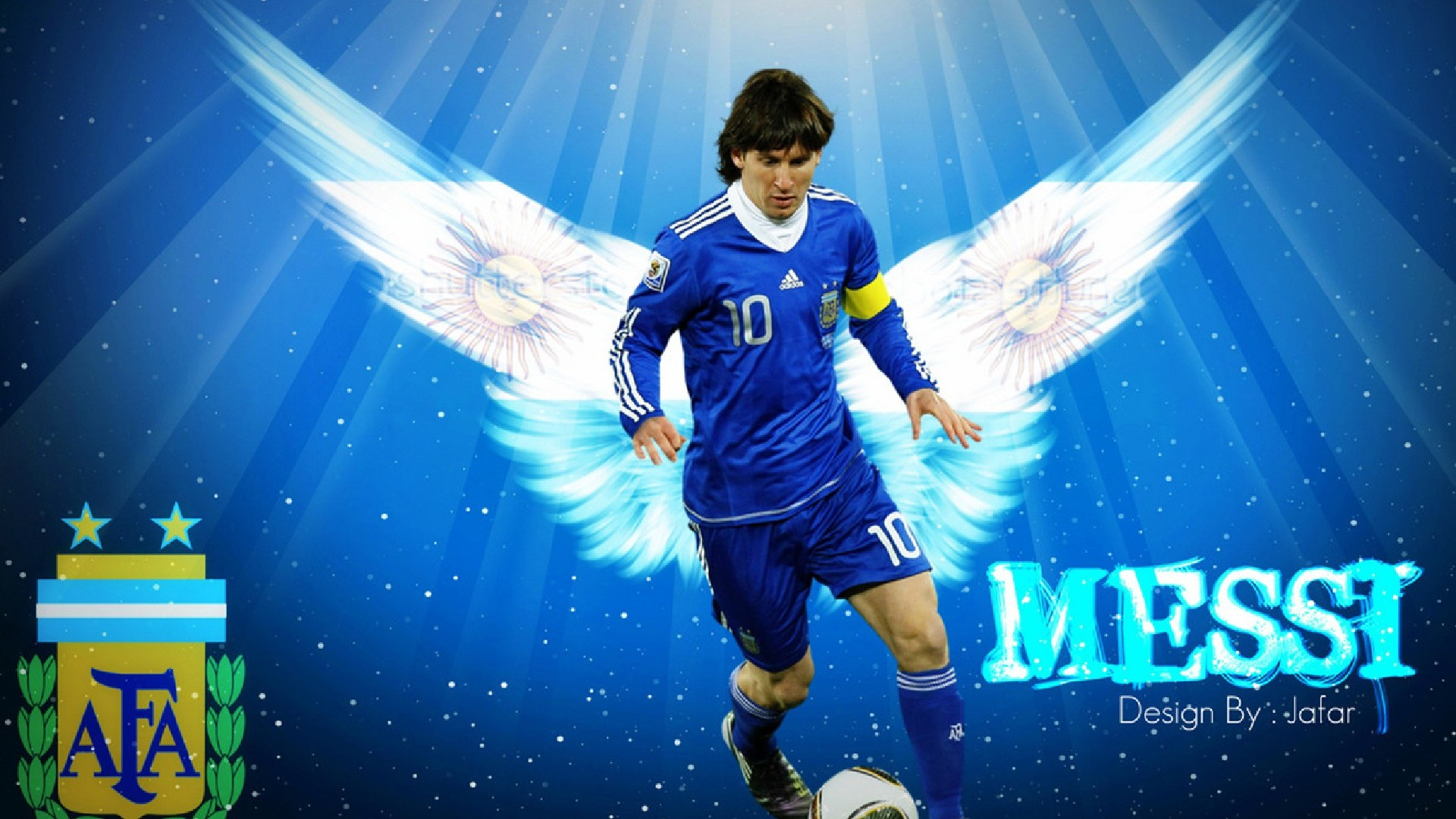 Lionel Messi Football Wallpaper Picture 970 Wallpaper 1920x1080