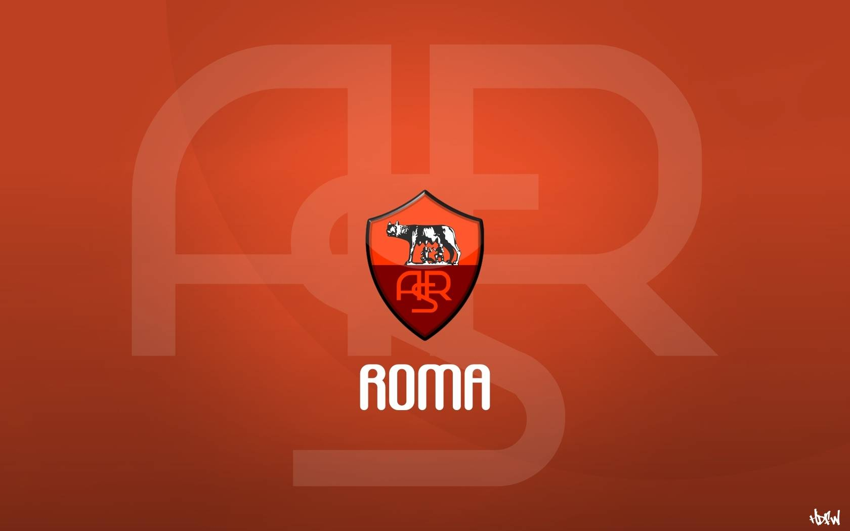 As Roma Wallpaper Background PC 2013 1680x1050