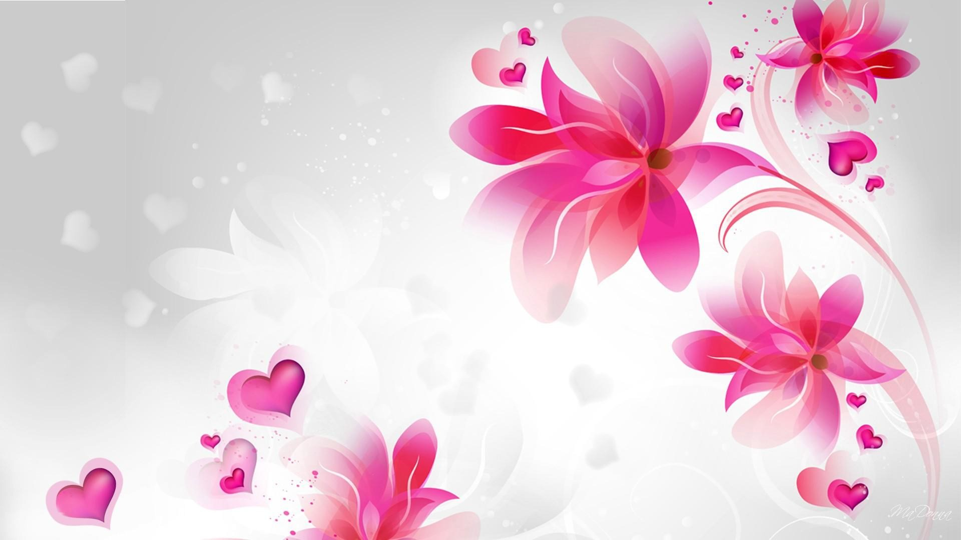 75 Abstract Flowers Wallpapers on WallpaperPlay 1920x1080