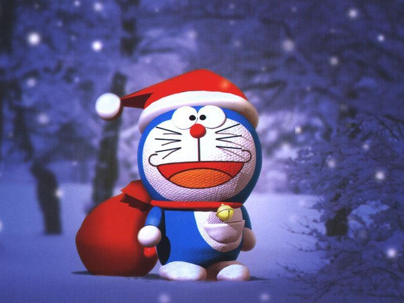49 3d Doraemon Wallpaper On Wallpapersafari