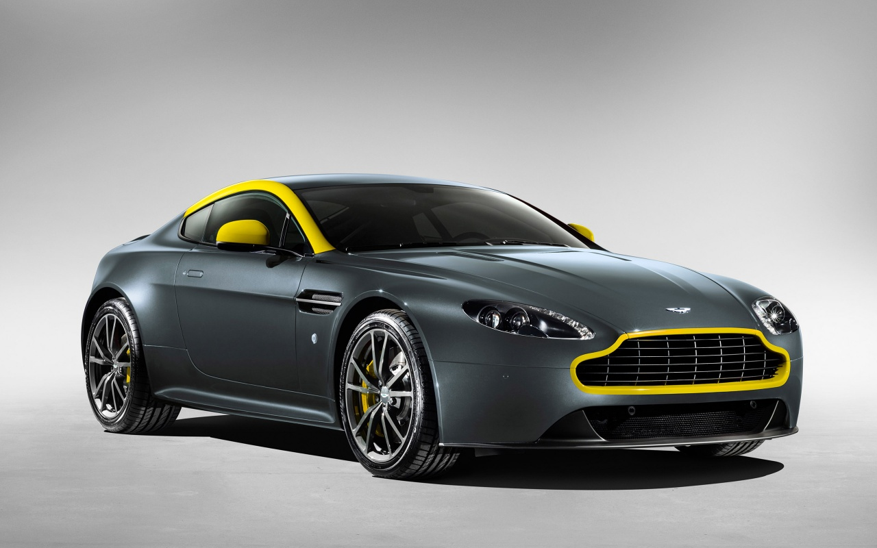 Aston Martin V8 Vantage N430 2014 Wallpaper HD Car Wallpapers 1280x800