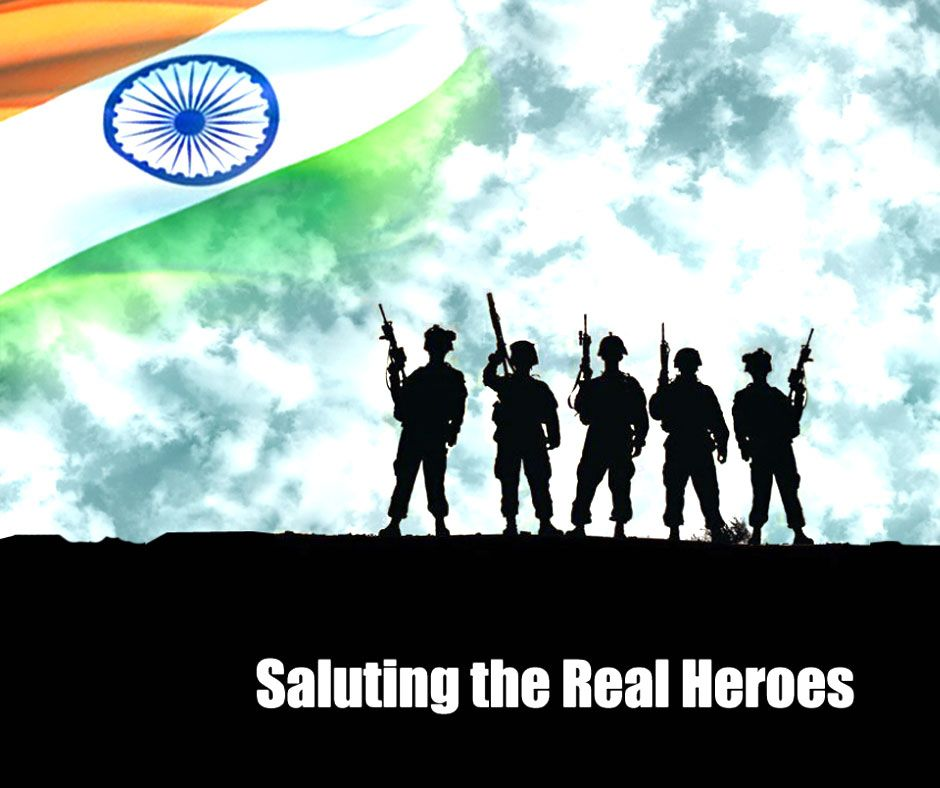Why not remember our IndianArmy everyday Lets take a pledge to 940x788
