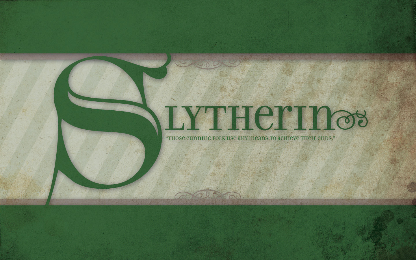 Hd Slytherin Wallpaper Wallpapersafari