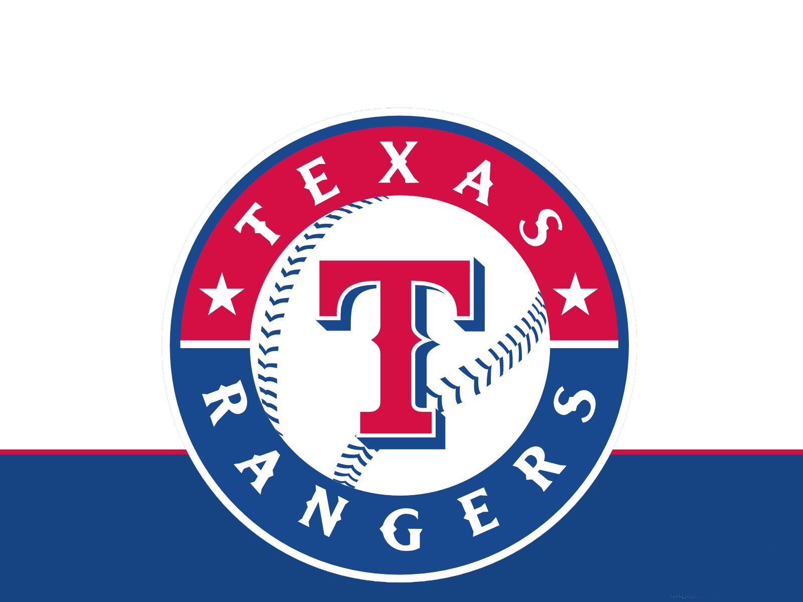 Texas Rangers Logo texas rangers wallpaper Logo Database 1600x1200