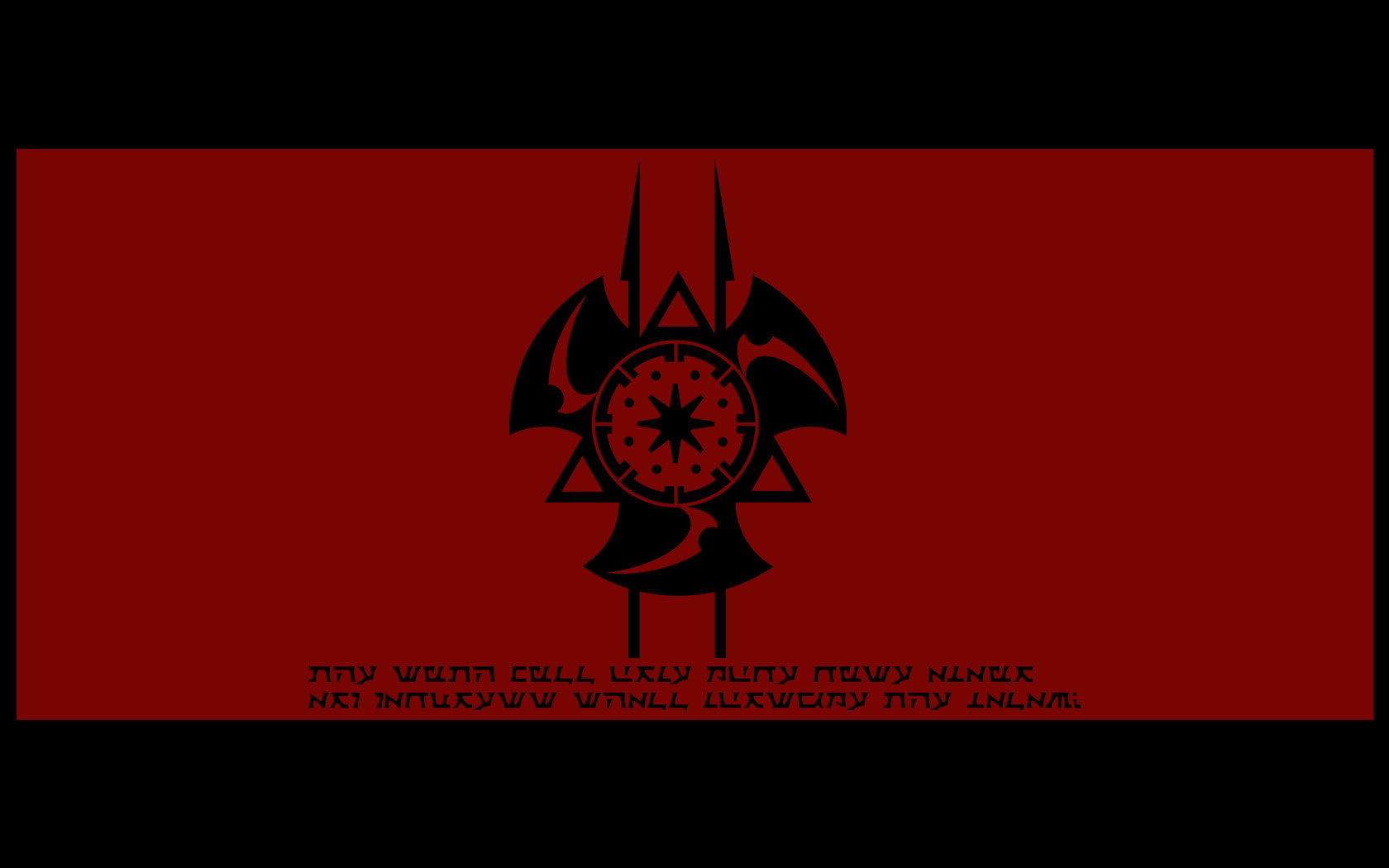 Viewing Gallery For   Sith Symbol Wallpaper 1680x1050