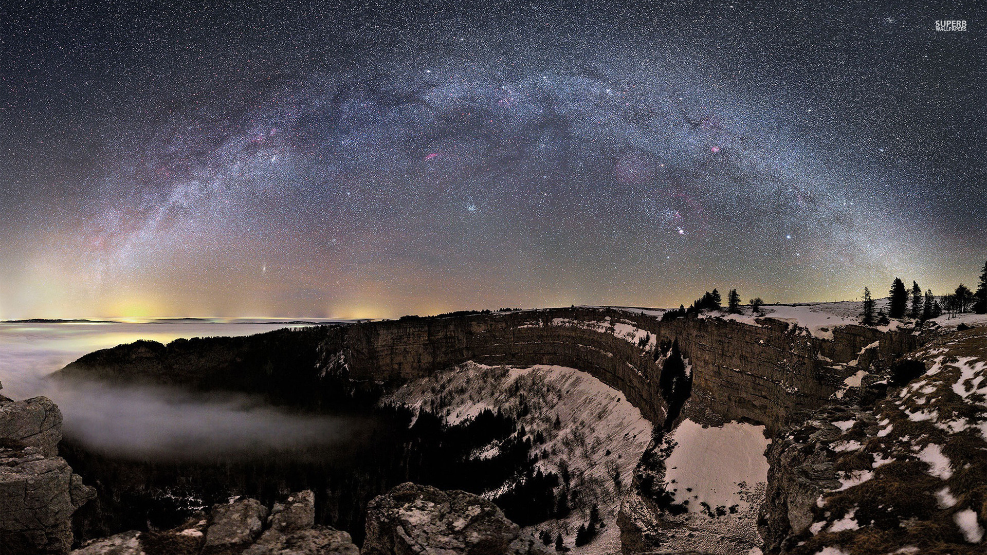 milky way galaxy live wallpaper - photo #43
