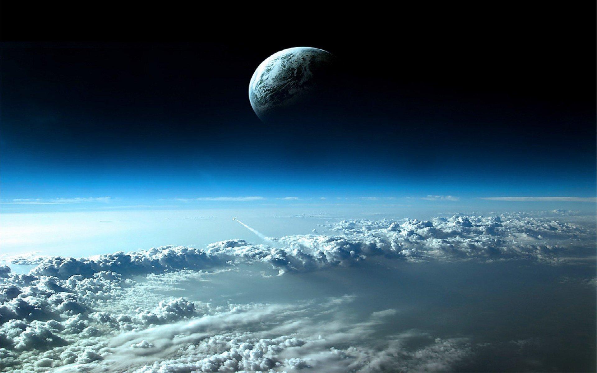 Real Space Wallpaper Hd Widescreen Space Wallpaper HD Wid...