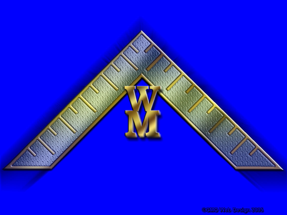 Masonic Wallpaper Courtesy of The Masonic Shop Page One 1152x864