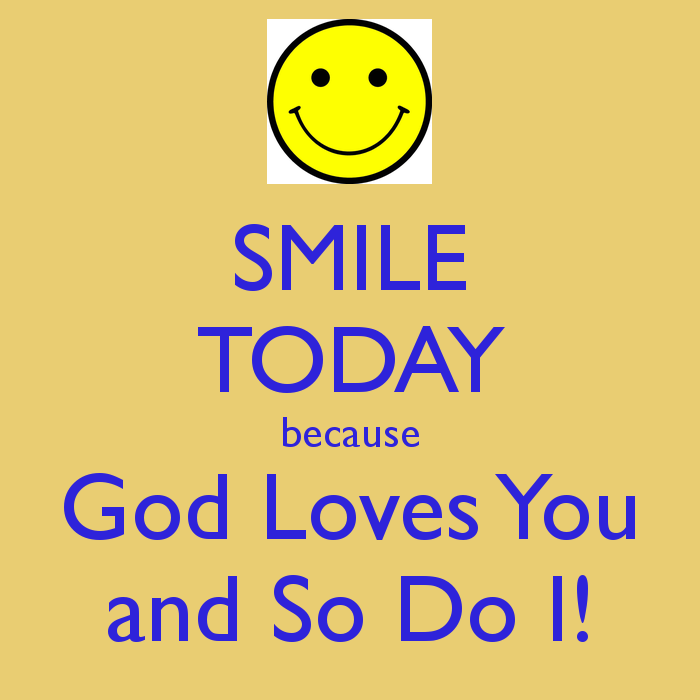 Smile God Loves You Wallpapers Widescreen wallpaper 700x700