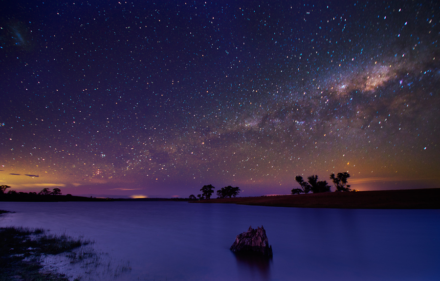 Starry Night Sky Sky HD Wallpaper 900x576