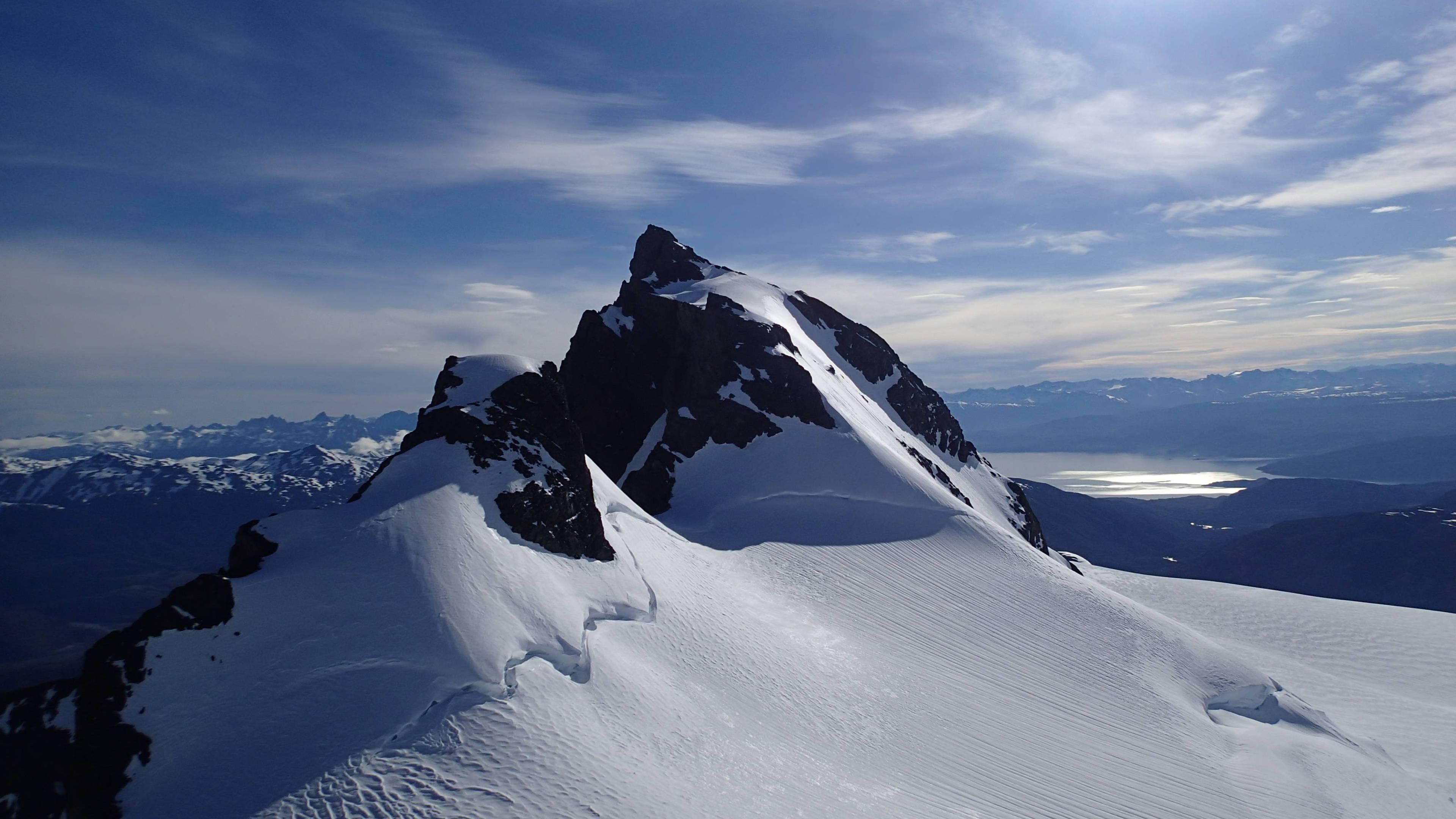 BOTPOST] Cerro Ventisquero Patagonia [3840x2160] iimgurcom 3840x2160