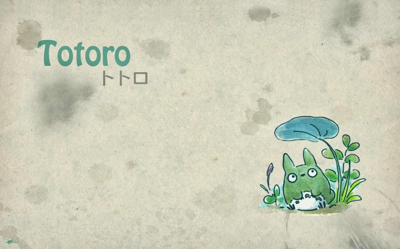 HD Totoro Desktop Wallpapers Collection (RARE!!) | PicFish