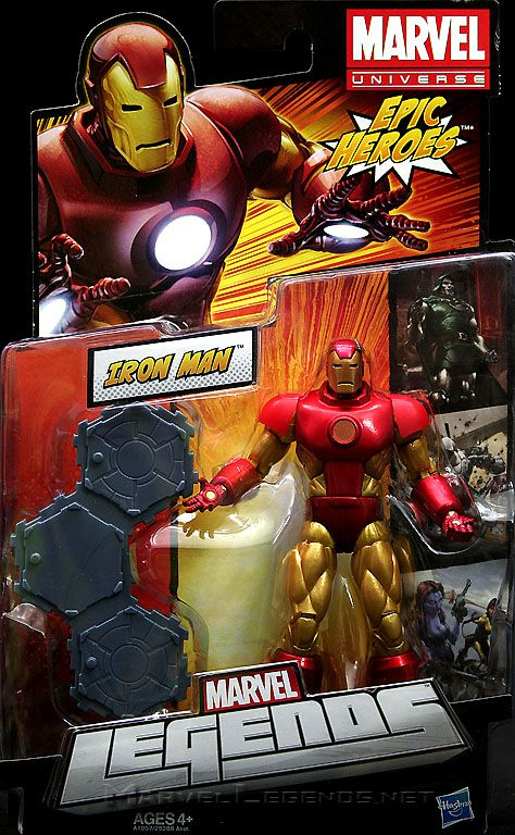 MarvelLegendsNet   Marvel Legends Epic Heroes Iron Man 474x768