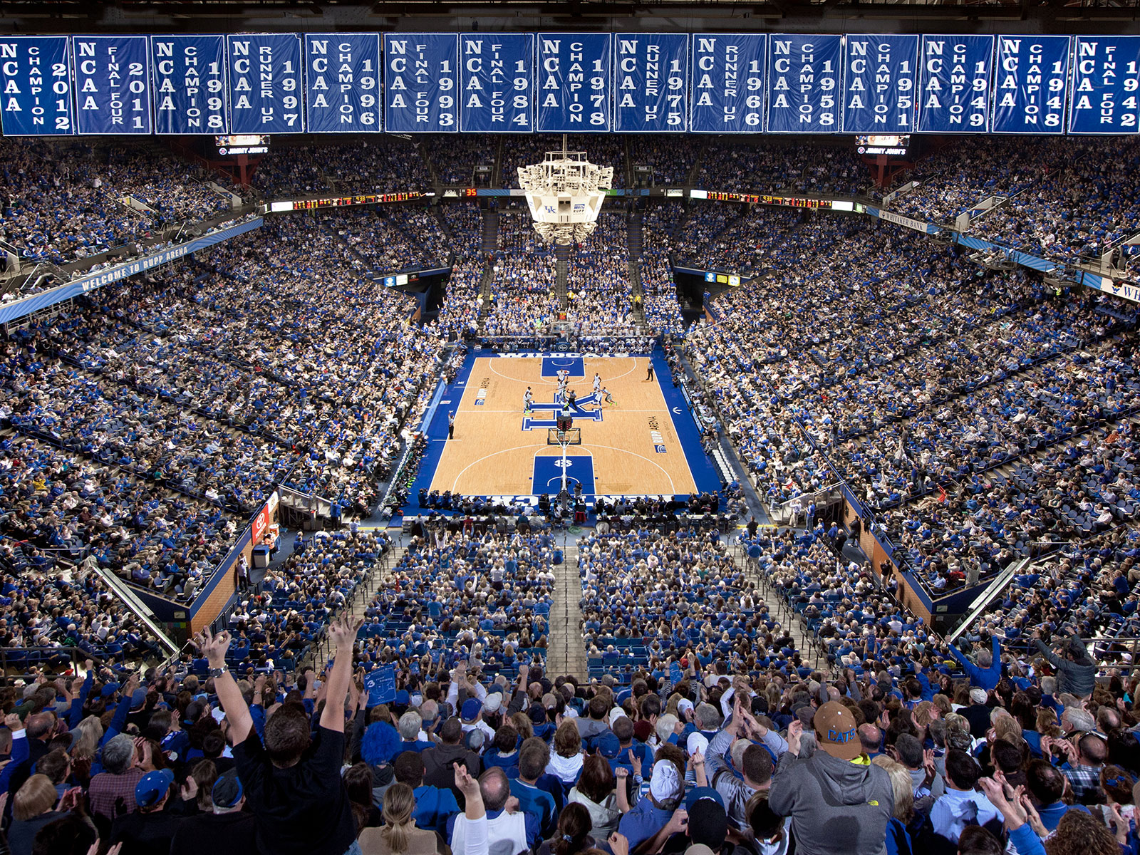 Rupp Arena Banners 1600x1200