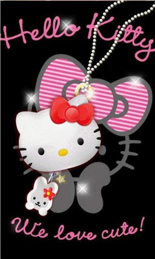 Free Download Download Hello Kitty Live Wallpapers For Android By Hd Game Wallpaper 307x512 For Your Desktop Mobile Tablet Explore 50 Hello Kitty Wallpaper App Hello Kitty Ipad Wallpaper