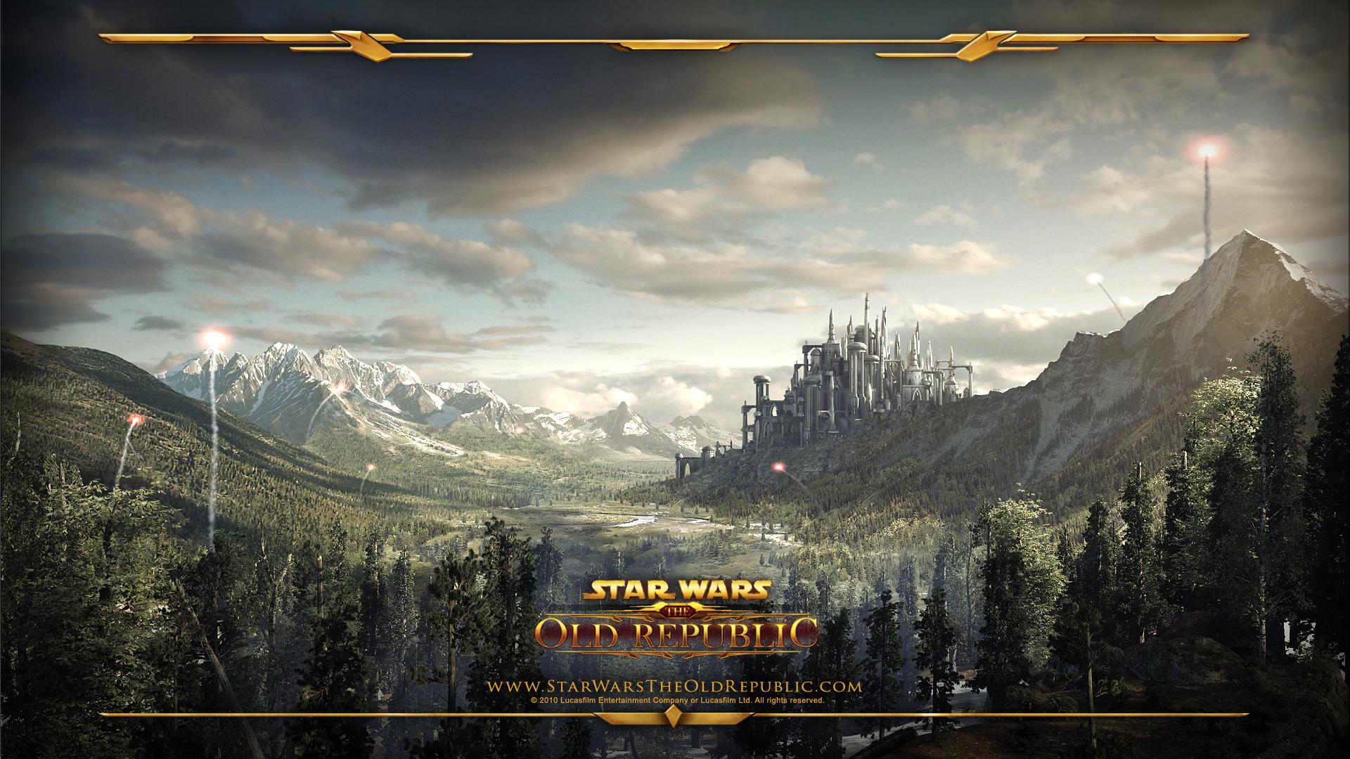 Star wars The Old Republic   Star Wars Wallpaper 26970294 1920x1080