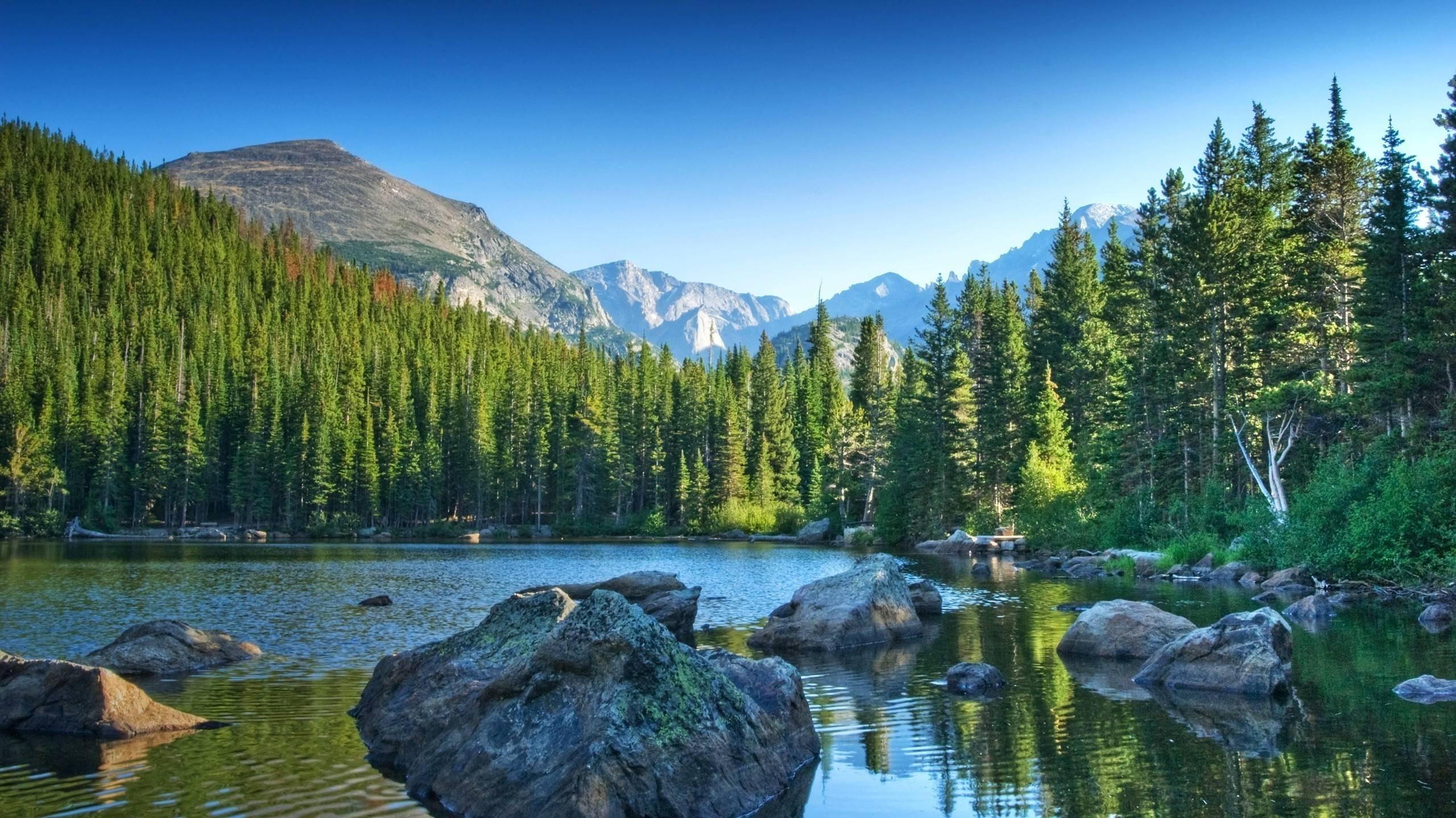 природа река горы скалы  № 885535 без смс