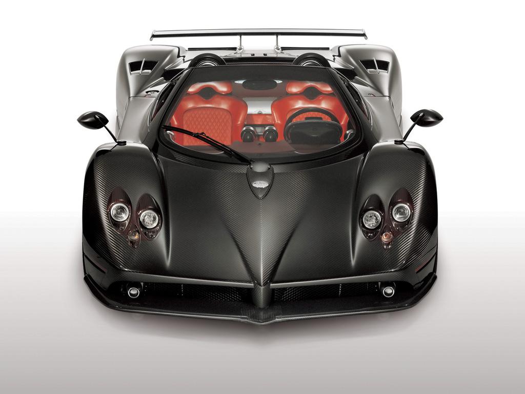 2006 Pagani Zonda Roadster F - Front - 1024x768 Wallpaper