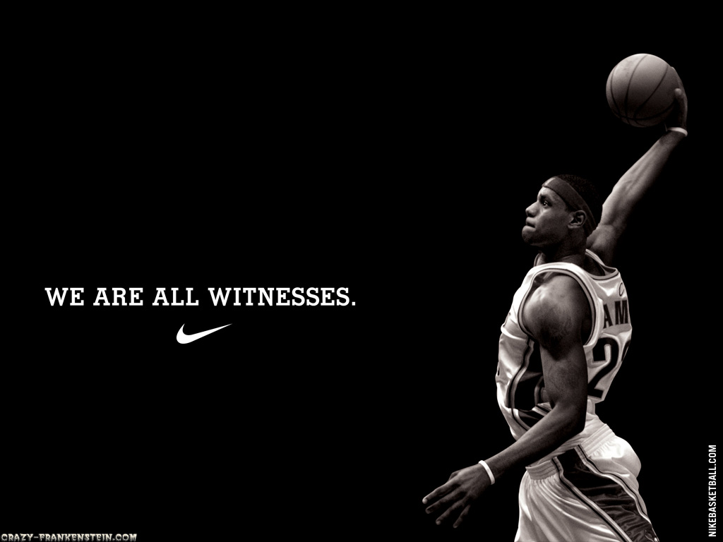 nike basketball wallpaper 1024x768