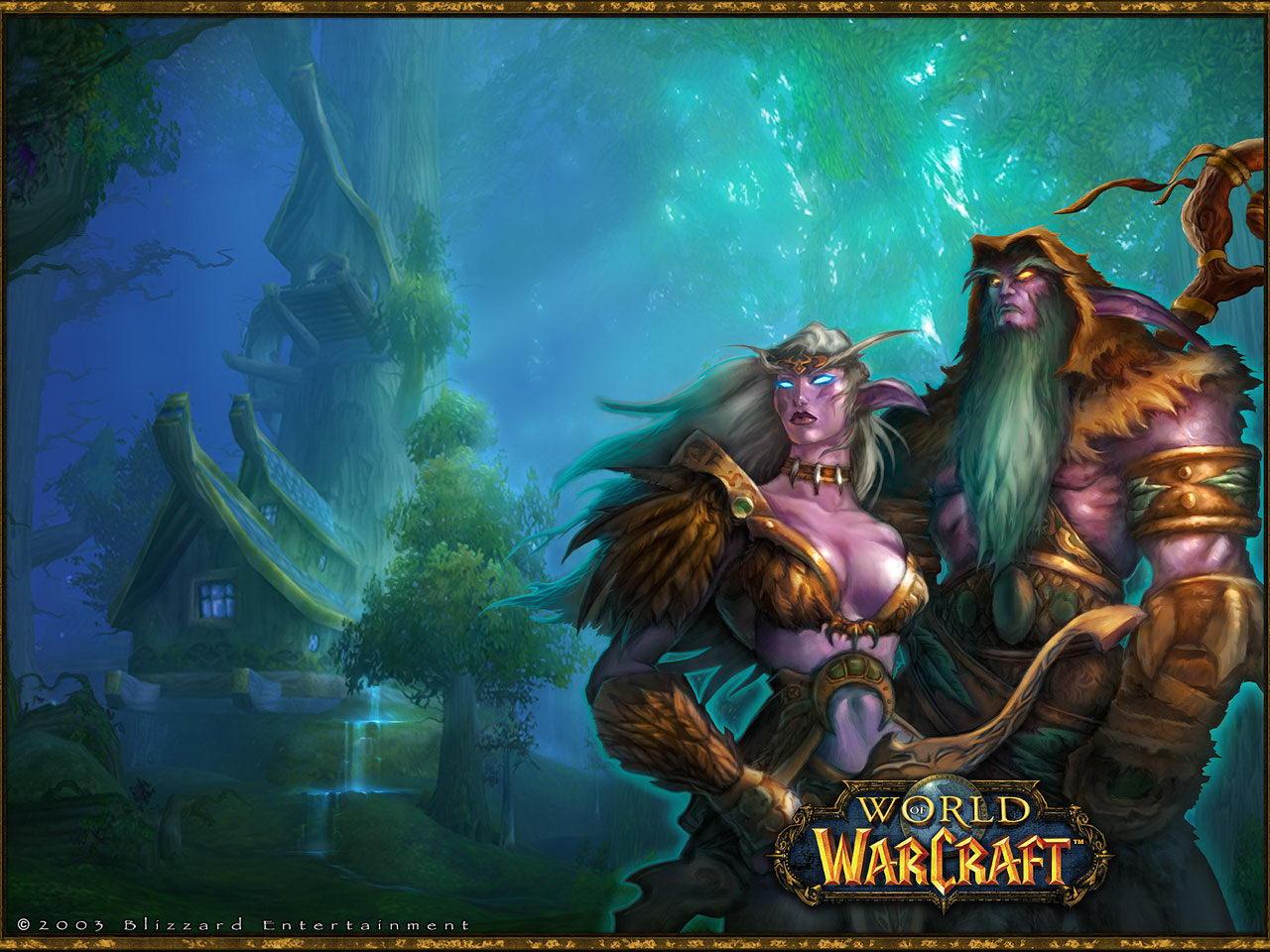 elves world warcraft wallpaper night elves wallpaper night elvesjpg 1280x960