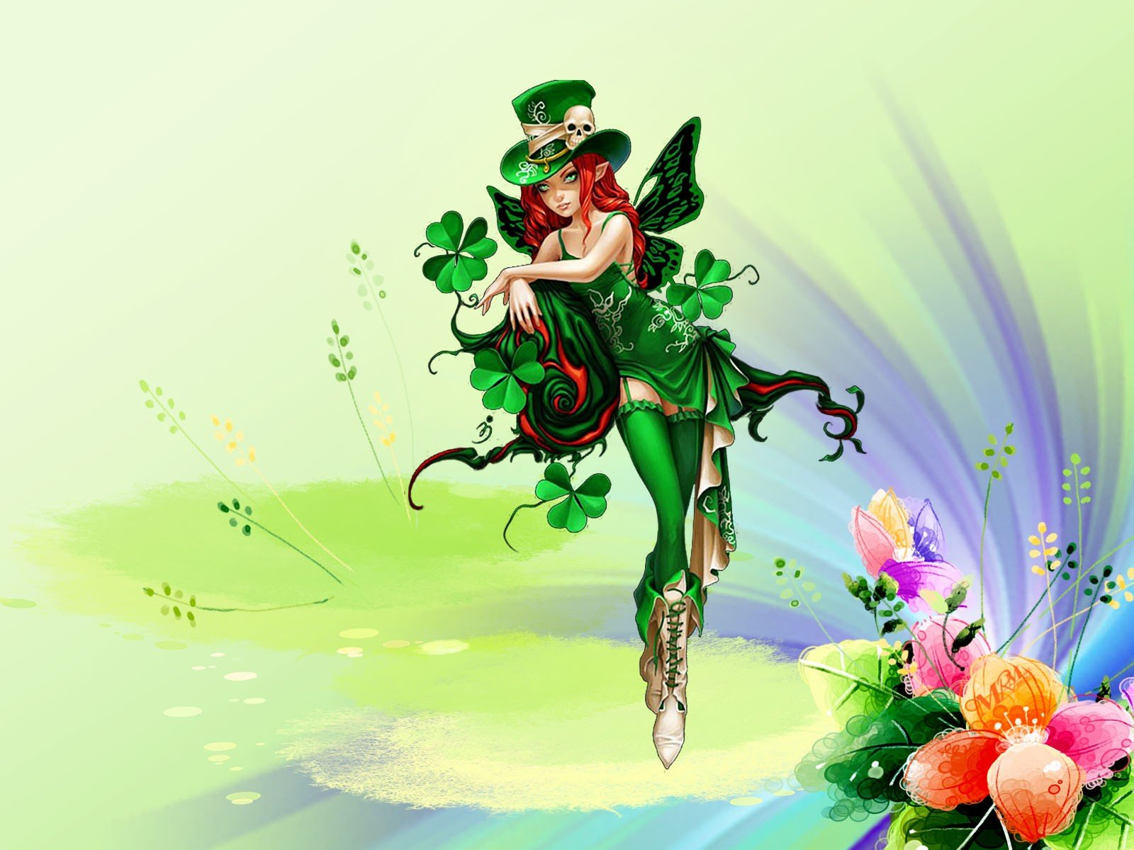 37 St. Patrick's Day HD Wallpapers | Backgrounds - Wallpaper Abyss