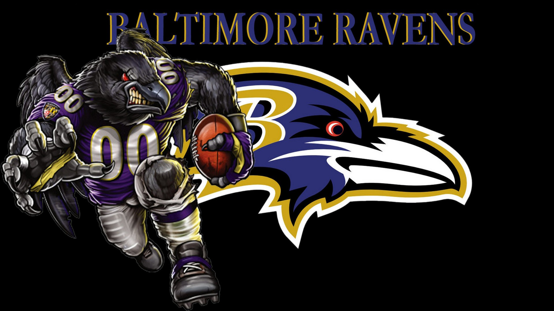 Baltimore Ravens Wallpaper 2020 NFL Football Wallpapers 1920x1080