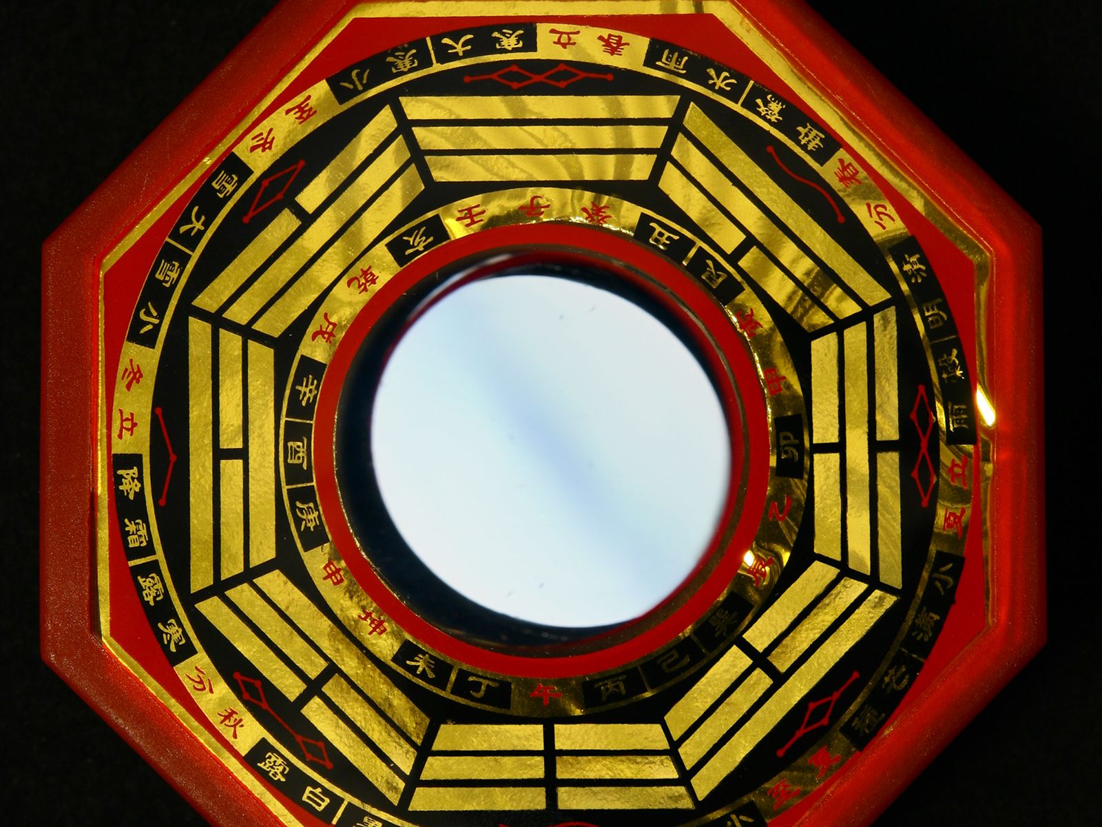 Feng Shui Bagua Pa Kua Mirror and Its Usage 1600x1200