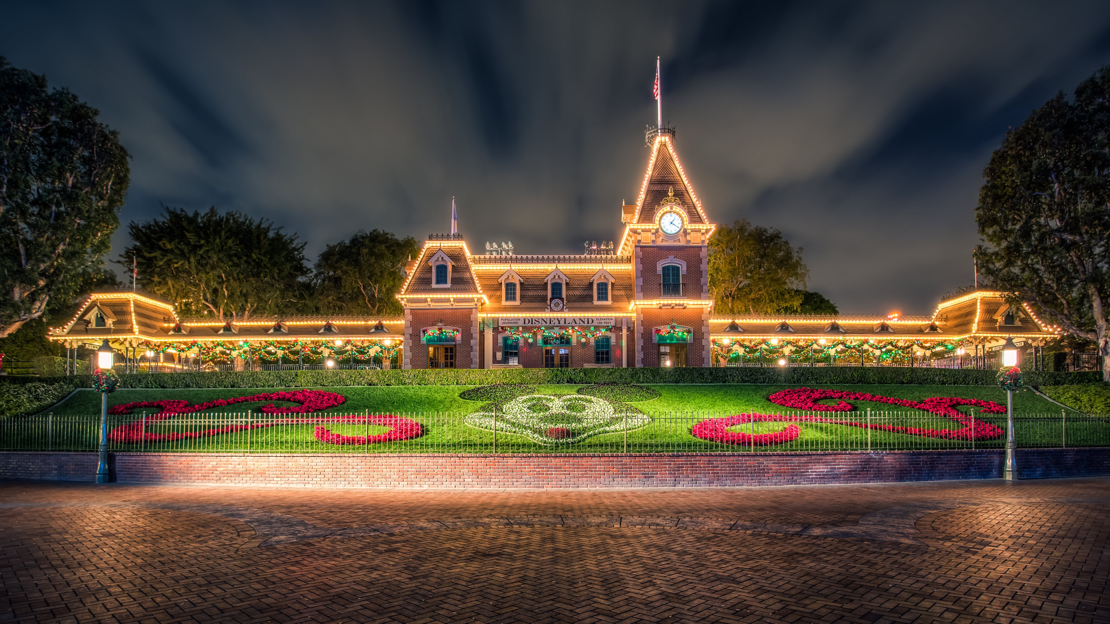 Disneyland Computer Wallpapers Desktop Backgrounds 3840x2160 ID 3840x2160