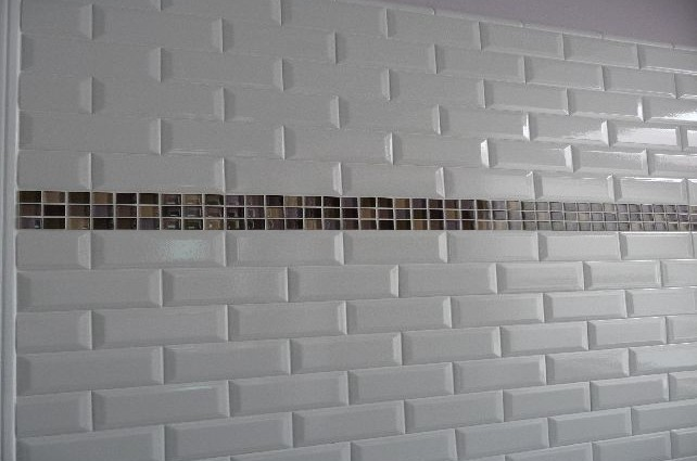 White subway tile bathroom ideas Bathroom Design Ideas And More 642x425
