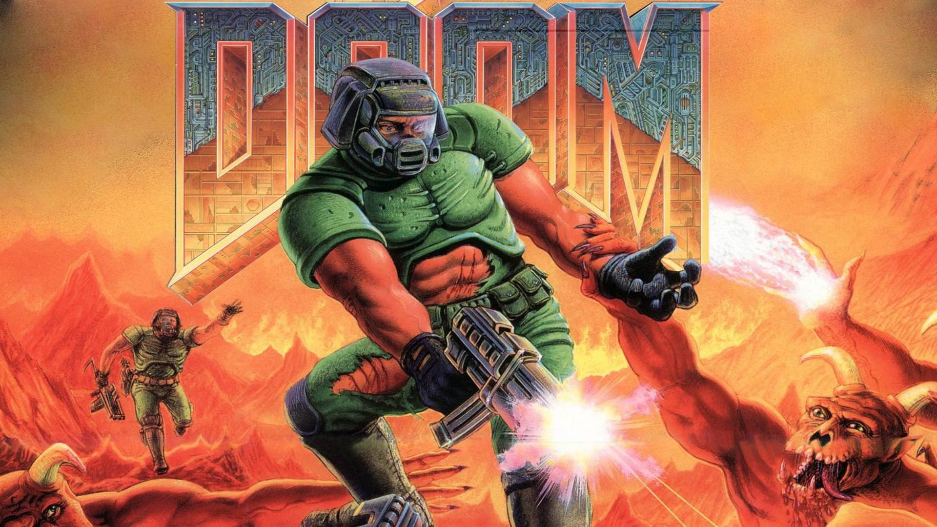 doom hd Wallpaper Game HD Wallpapers Video Games HD 1080p Wallpaper 1920x1080