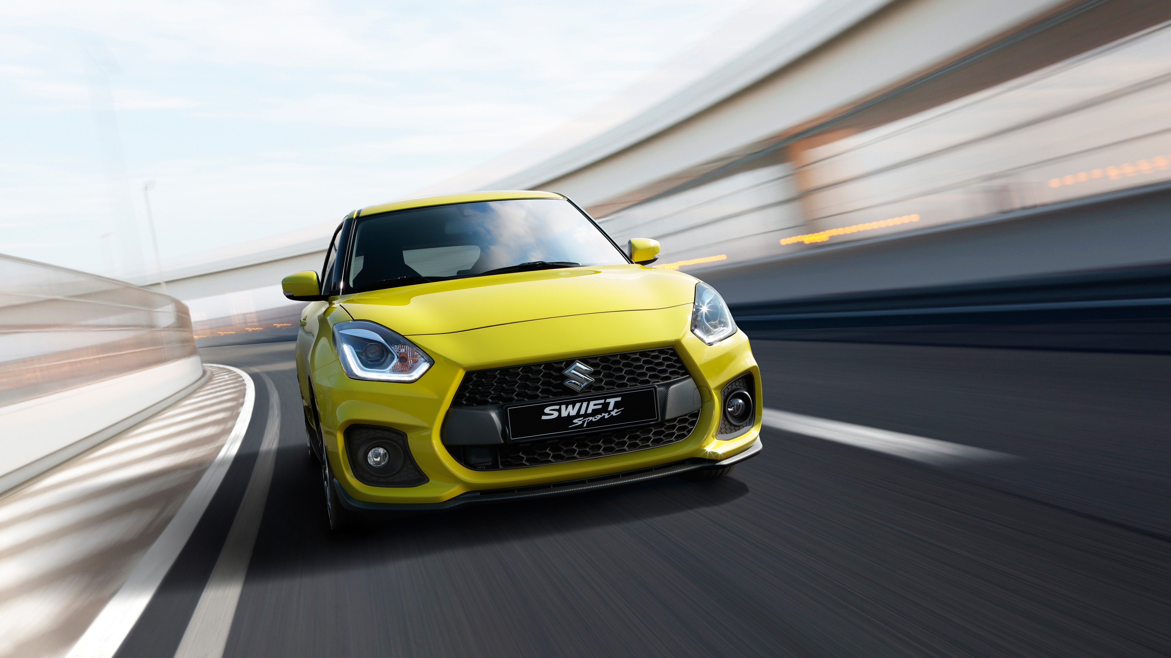 2018 Suzuki Swift Sport 4K Wallpaper HD Car Wallpapers ID 8515 3840x2160