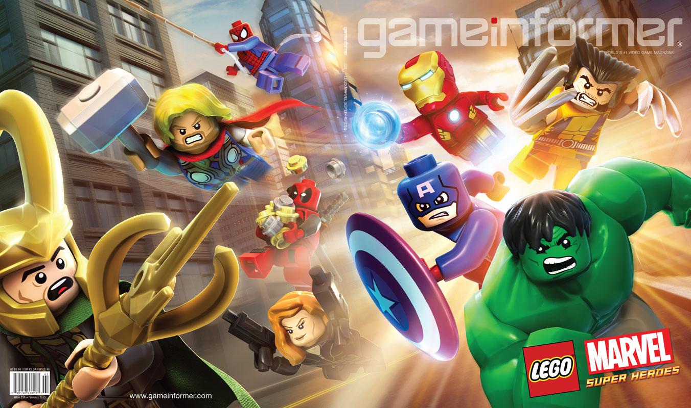Free Download Lego Marvel Super Heroes Wallpaper Hd