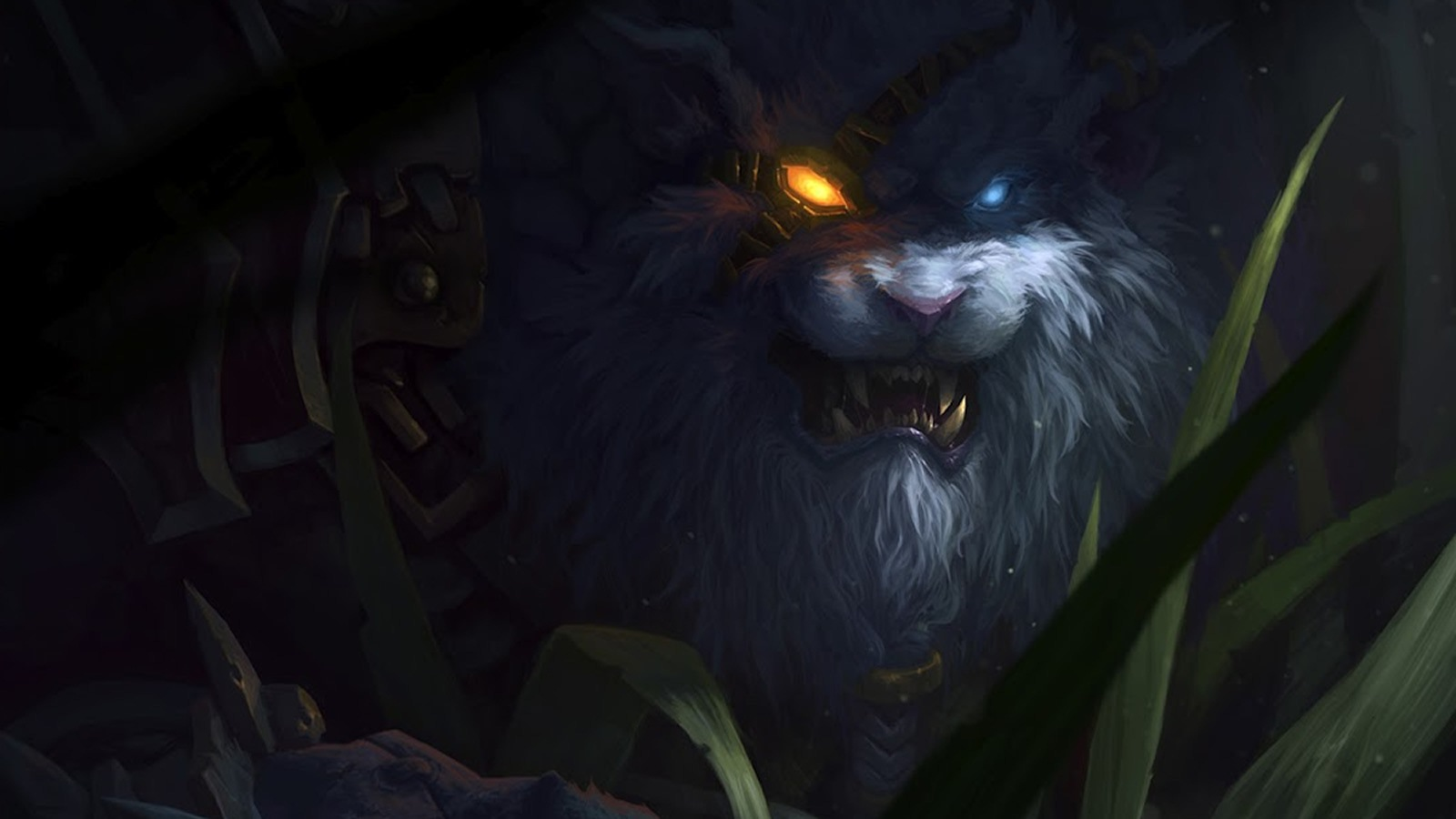 League Of Legends Rengar Spying Wallpaper LoLKAFA 1600x900