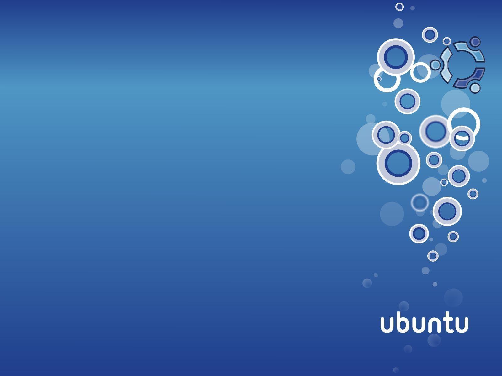Ubuntu Wallpapers Blue wwwgalleryhipcom   The Hippest Pics 1600x1200