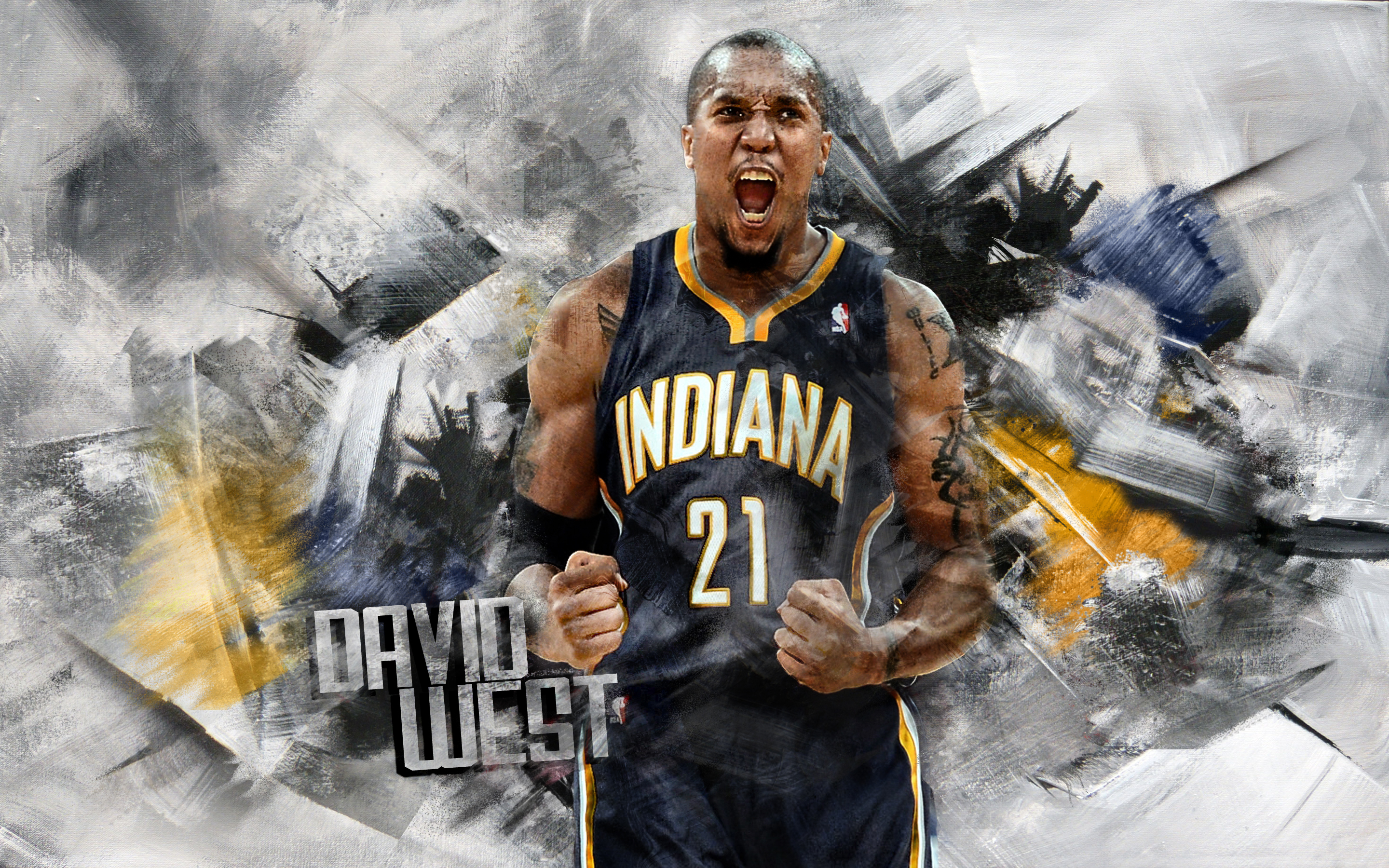 Pacers Iphone Wallpaper Indiana pacers nba basketball 2880x1800