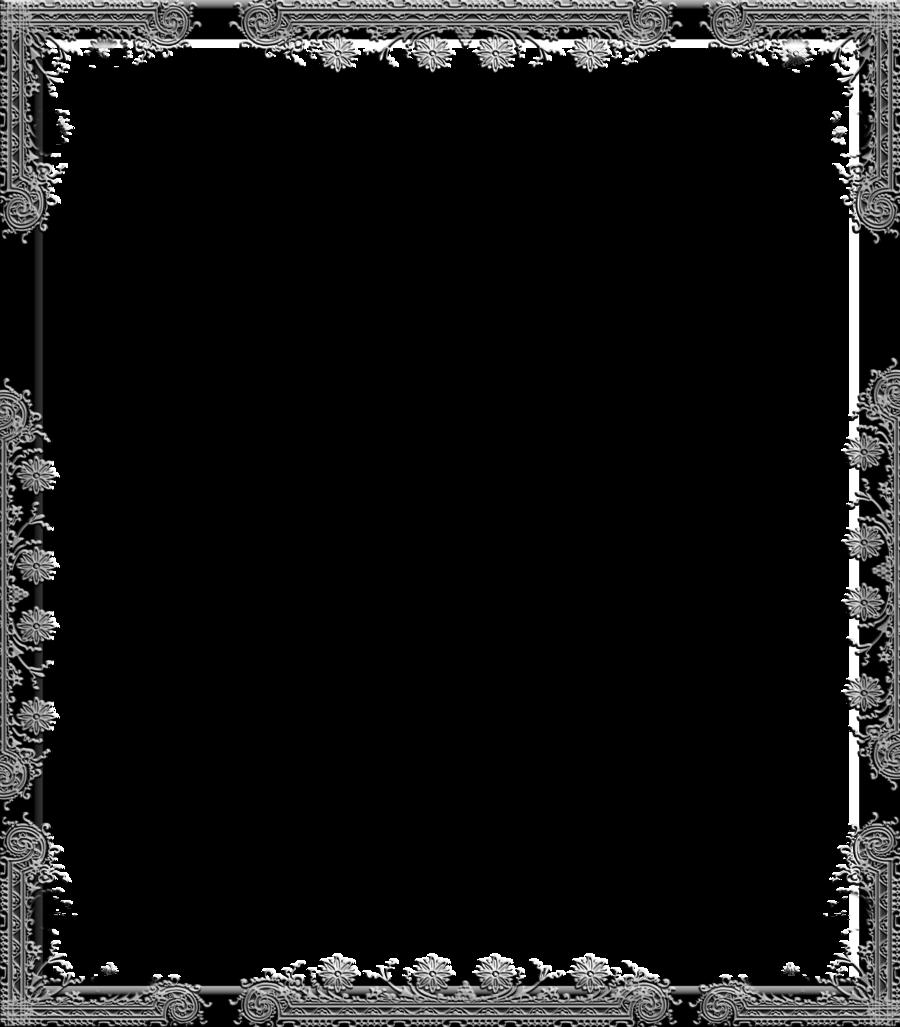 gothic frame 2 by spidergypsy 900x1027