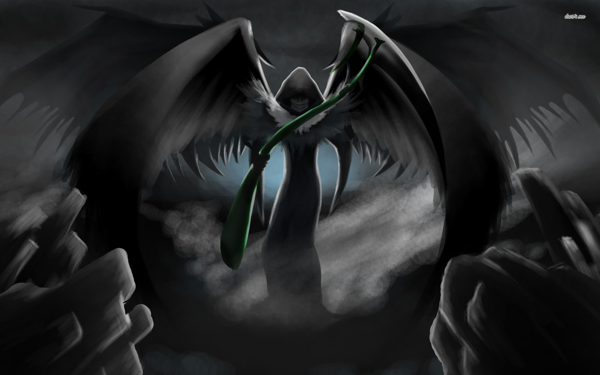 Grim Reaper wallpaper   968419 1920x1200