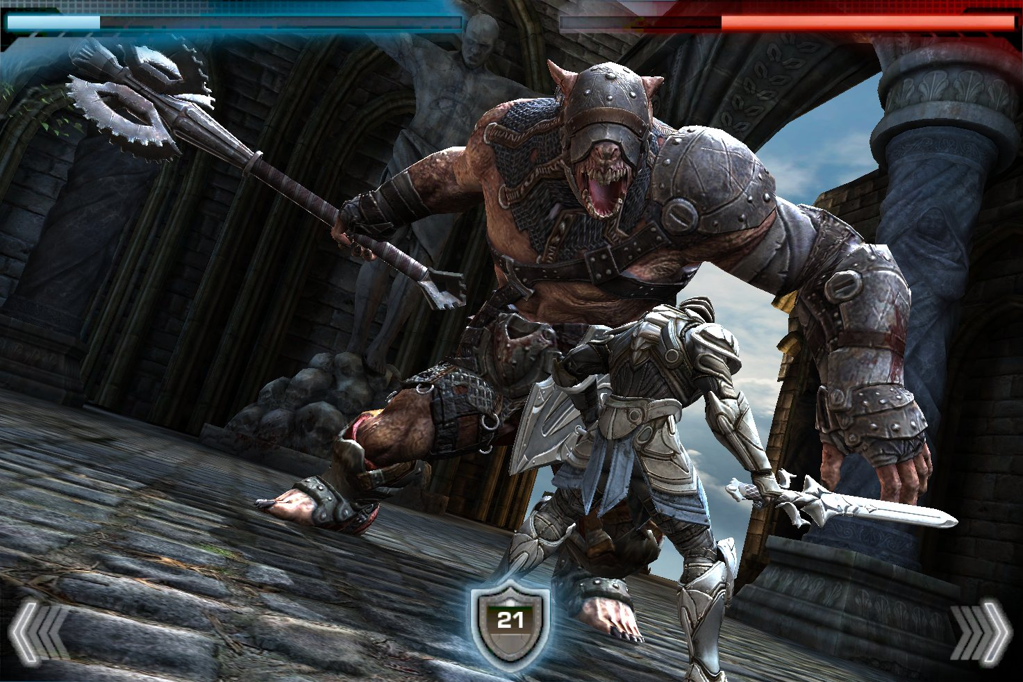 this infinity blade wallpaper is available in 24 sizes 1473x982